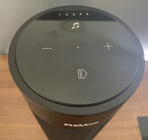 A 100 Studioart Roomspeaker black